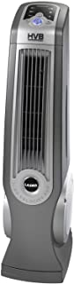 Lasko 4930 Oscillating High Velocity Tower Fan with Remote Control - Features Built-in Timer and Louvered Air Flow Control (Renewed)