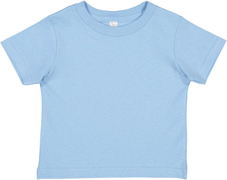 RABBIT SKINS 4.5 oz. Fine Jersey T-Shirt (3321)