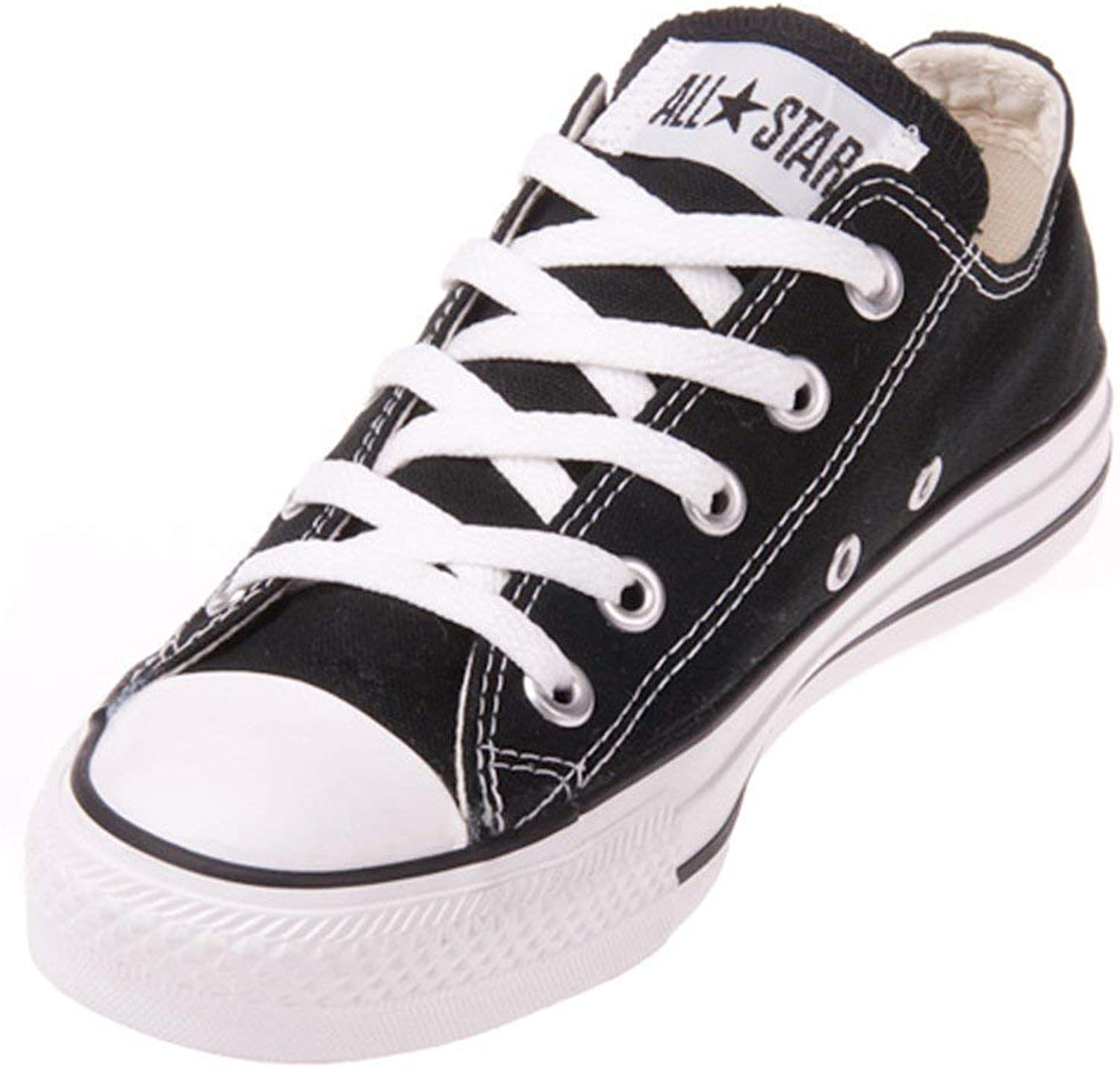 Converse Unisex Chuck Taylor All Star Ox Basketball shoes (11 B(M) US Women   9 D(M) US Men, Black)