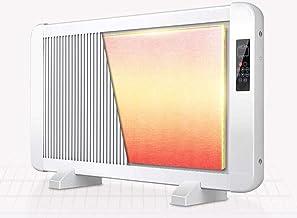 LQ&XL Calefactor Eléctrico Calefactor Convector con 2 Ajustes de Calor, 2000W Termostato Regulable con Regulador de Potencia para un bajo consumo,Calefactor de Aire Caliente Apto par