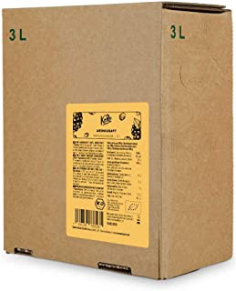 KoRo - Biologisch aronia sap Bag-in-Box 3 L - 100 % direct sap van biologische Aronia - natuurlijk en zonder toegevoegde s...