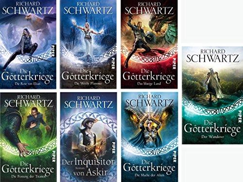 Die Götterkriege von Richard Schwartz