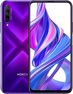 HONOR 9X Pro Android Smartphone, 6.59'' FHD+ FullView Display, Kirin 810 7nm chipset, 48MP AI Triple Camera, 6GBRAM+256GB ...