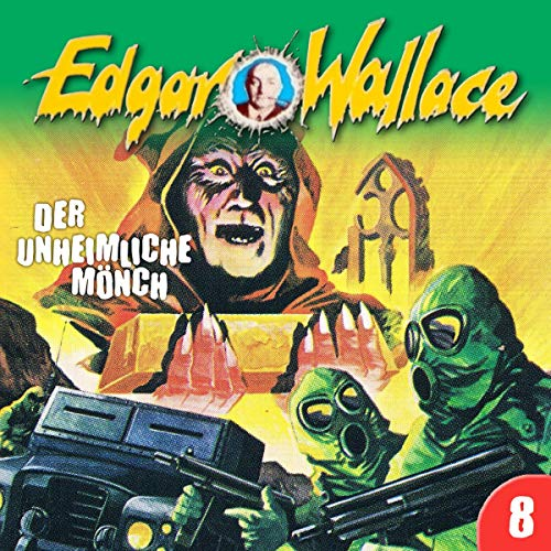 Der unheimliche Mönch audiobook cover art