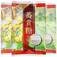ユウキ製薬 お徳な 蕃貴糖茶 3個セット 3g×52包 グァバ 桑の葉 ティーバッグ