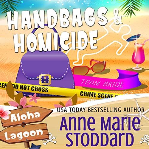 Handbags & Homicide cover art