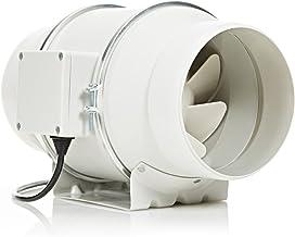 STERR – Extractor en línea con ventilador de conductos