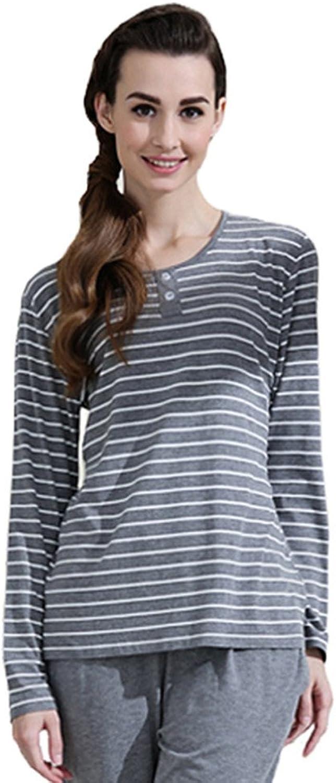 Hot Selling Hisandhers Style Women Long Sleeve Pajamas Set
