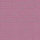 Hans-Textil-Shop Stoff Meterware Punkte 2 mm (Weiß auf