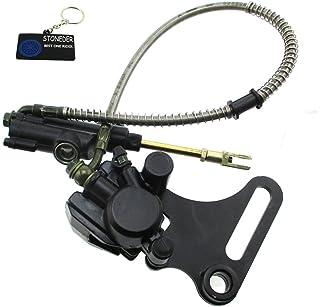 STONEDER Hydraulischer Master Bremssattel für chinesische 50cc 70cc 90cc 110cc 125cc 140cc 150cc 160cc 180cc 190cc Pit Dirt Bikes