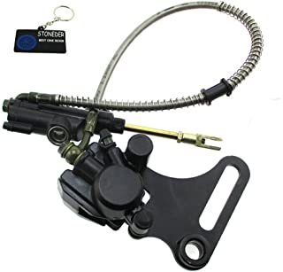 Stoneder 7//20,3/cm double double Alliage Poign/ée levier de frein pour chinois ATV Quad 49/cc 50/cc 70/cc 90/cc 110/cc 125/cc Taotao Roketa Sunl