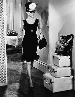 Posterazzi EVCMBDBRATEC092 Breakfast at Tiffany's, Audrey Hepburn, 1961 Photo Print, 8 x 10, Multi