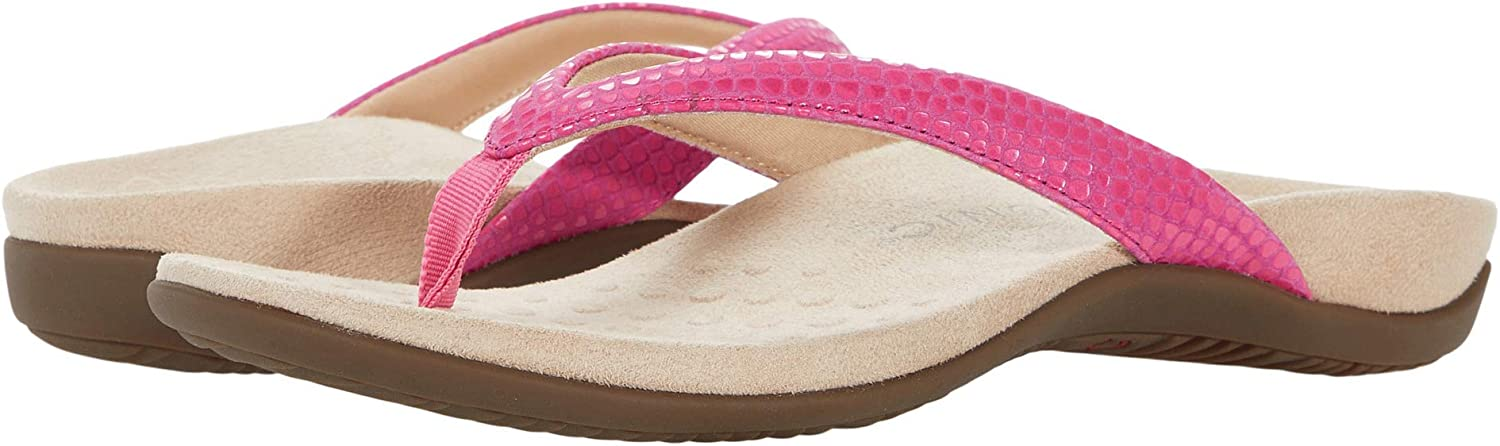 Vionic Women's Rest Dillon Toe S Ladies Sandals- Ranking TOP4 Supportive Post New product