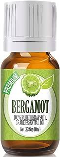 Bergamot Essential Oil - 100% Pure Therapeutic Grade Bergamot Oil - 10ml