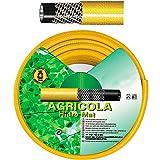 SATURNIA 8071010 Manguera Amarillo Hidro Mat 19 mm. - 3/4'   Rollo 50 Metros
