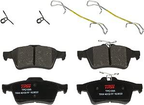 TRW TPC1095 Premium Ceramic Rear Disc Brake Pad Set