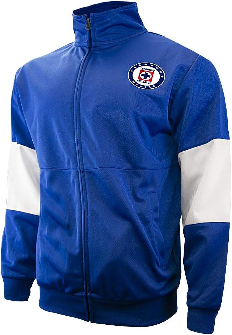 Chivas de Guadalajara Officially Adult Nashville-Davidson Limited price sale Mall Track Jacket Licensed