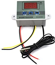 WILLHI 1436A-WIFI Temperature Controller WiFi Digital Thermostat Outlet Remote Control 110V Temp Controller Heater and Cooler with Waterproof Probe Brewing Fermentation Breeding Incubation Greenhouse