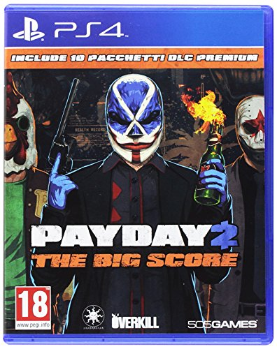 Pay Day 2: The Big Score - PlayStation 4