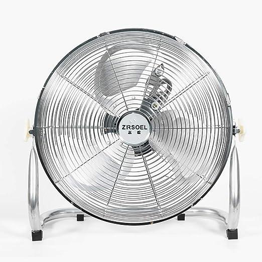 Ventilador de Piso Gran Potencia Gran Volumen de Aire ...