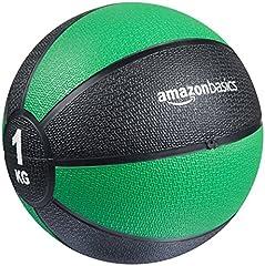 Idea Regalo - Amazon Basics - Palla medica, 1 kg