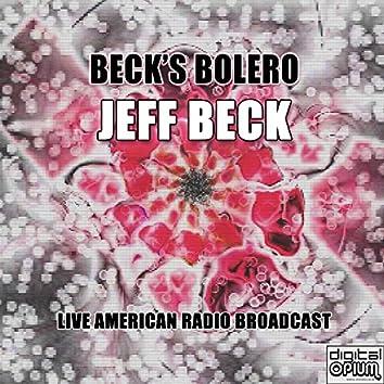 Beck's Bolero (Live)