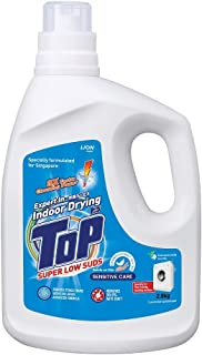 Top Concentrated Liquid Detergent Super Low Sud Sensitive Care, 2.8kg