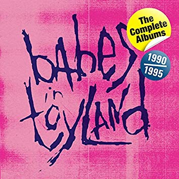 The Complete Albums 1990-1995