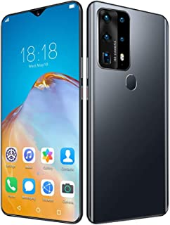 JHKJ Smartphones Inteligente Resistente Desbloqueado P43pro, 2 + 32G Pantalla Grande de Gota de Agua de 6.7 Pulgadas con D...