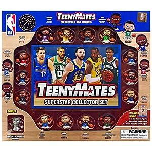 Party Animal TeenyMates NBA Superstar Gift Set