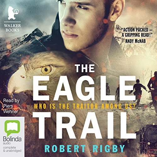 The Eagle Trail audiobook cover art
