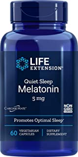 Life Extension Natural Sleep 5 Mg, 60 Vegetarian Capsules