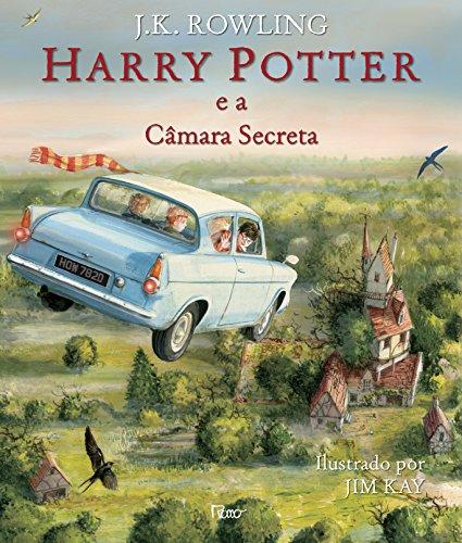 Harry Potter e a Câmara Secreta - Ilustrado