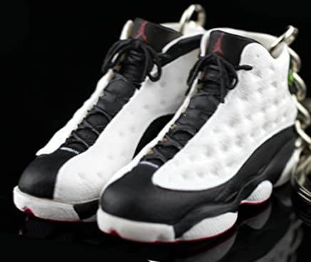 new style c3970 0c6f4 Air Jordan XIII 13 Retro He Got Game White Black Red Panda OG Sneakers Shoes  3D