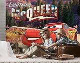Olimpia Diseño Papel pintado fotográfico Disney Cars Road Trip, 1pieza, 10609p4