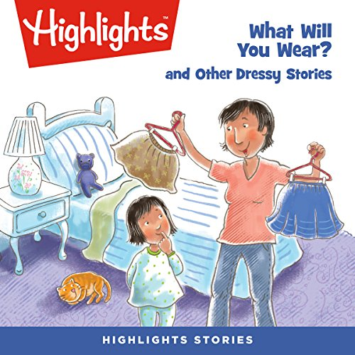 What Will You Wear? and Other Dressy Stories copertina