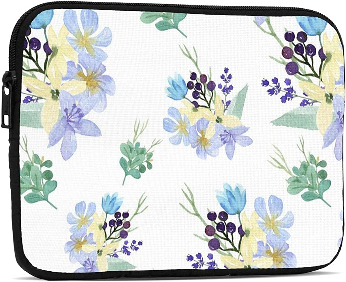 Flower iPad Mini Case 5 Shockproof Tablet Spring new work one after another Sle 25% OFF Sleeve