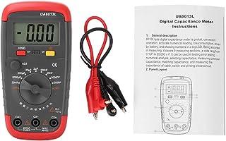 YOPOTIKA Uyigao UA6013L Professionele Handheld Lcd Digitale Capaciteit Meter Condensator Meter Tester Rood