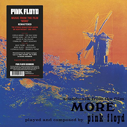 Pink Floyd - More [Japan LTD LP] SIJP-13