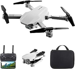 OWSOO Drone KK5 RC com Câmera 4K Wifi FPV Drone de Câmera Dupla Mini Brinquedo Quadcóptero Dobrável para Crianças com Cont...