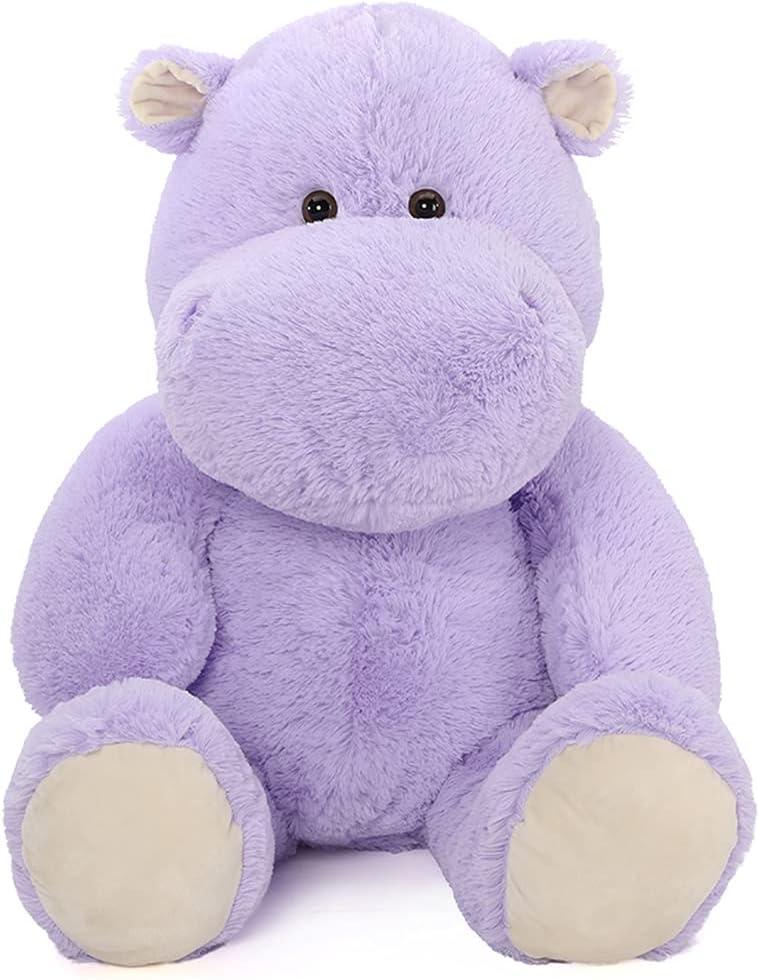BENINY 3 Feet Giant Hippo Plush Popular popular Stuffed Big Cute Hug 100% quality warranty Soft Animal