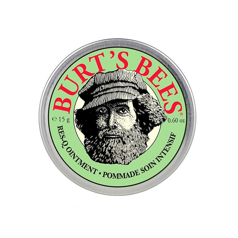 スマイルソフィーいつかバーツビーズ(Burt's Bees) レスキュー オイントメント 15g [100%ナチュラル、軟膏] [海外直送][並行輸入品]