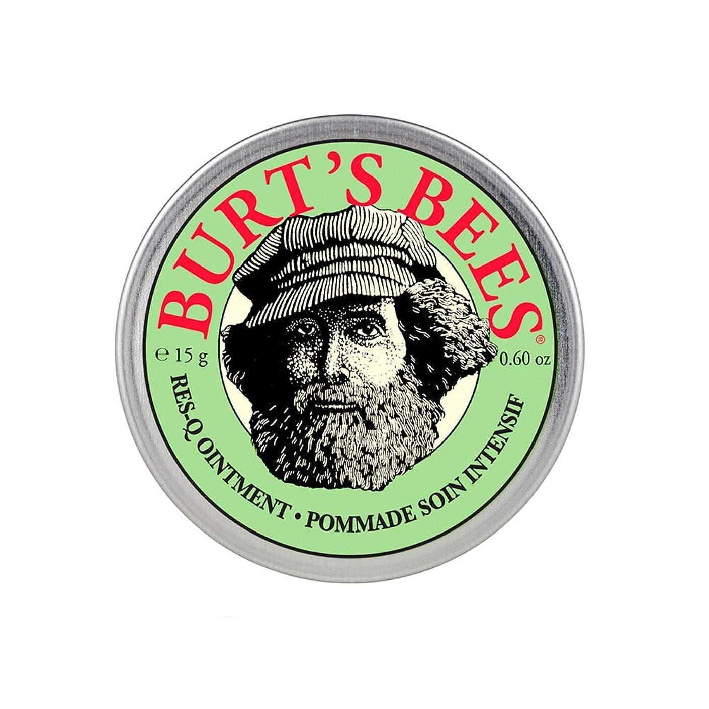 年お尻慣習バーツビーズ(Burt's Bees) レスキュー オイントメント 15g [100%ナチュラル、軟膏] [海外直送][並行輸入品]