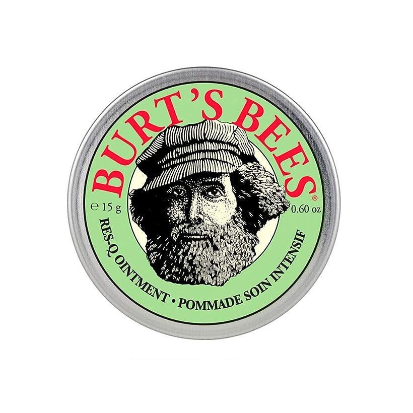 民族主義バスト焼くバーツビーズ(Burt's Bees) レスキュー オイントメント 15g [100%ナチュラル、軟膏] [海外直送][並行輸入品]