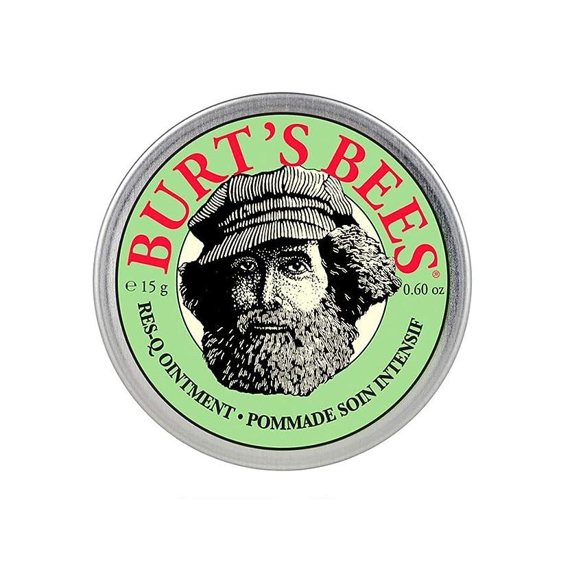 顕著邪魔する廃棄バーツビーズ(Burt's Bees) レスキュー オイントメント 15g [100%ナチュラル、軟膏] [海外直送][並行輸入品]