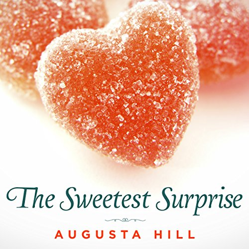 The Sweetest Surprise audiobook cover art