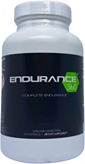 Endurance360 Complete Sports Performance for Runners, Cyclists, Triathletes and Ultra Athletes. Designed for Aerobic Energ...