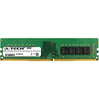 A-Tech 16GB Module for Acer Aspire TC-885-UR19 Desktop /& Workstation Motherboard Compatible DDR4 2666Mhz Memory Ram ATMS267940A25823X1