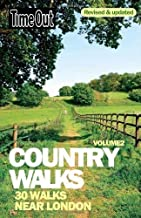 Time Out Country Walks Near London Vol 2 (Time Out Country Walks Volume 2) Rev Upd Edition by Time Out Guides Ltd published by Time Out (2011)
