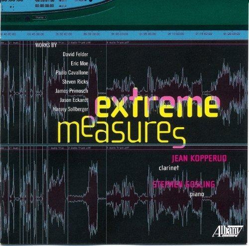Jean Kopperud: Extreme Measures by Jean Kopperud, Stephen Gosling (2010-09-01)